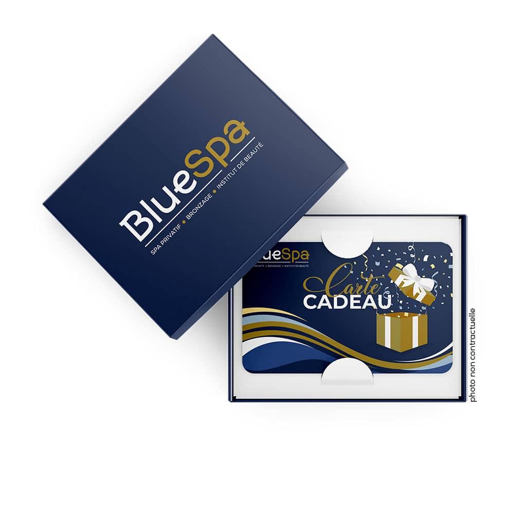 La Carte Cadeau BlueSpa Chartres