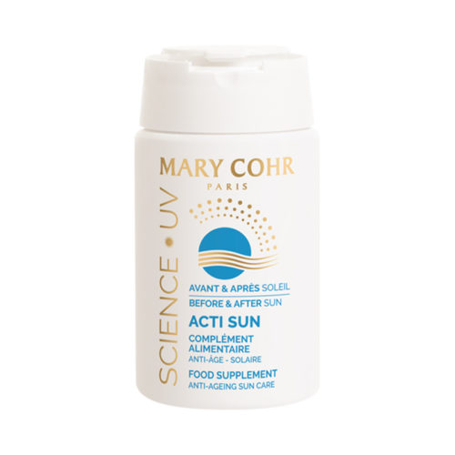 Acti Sun - Compléments alimentaires - Mary Cohr