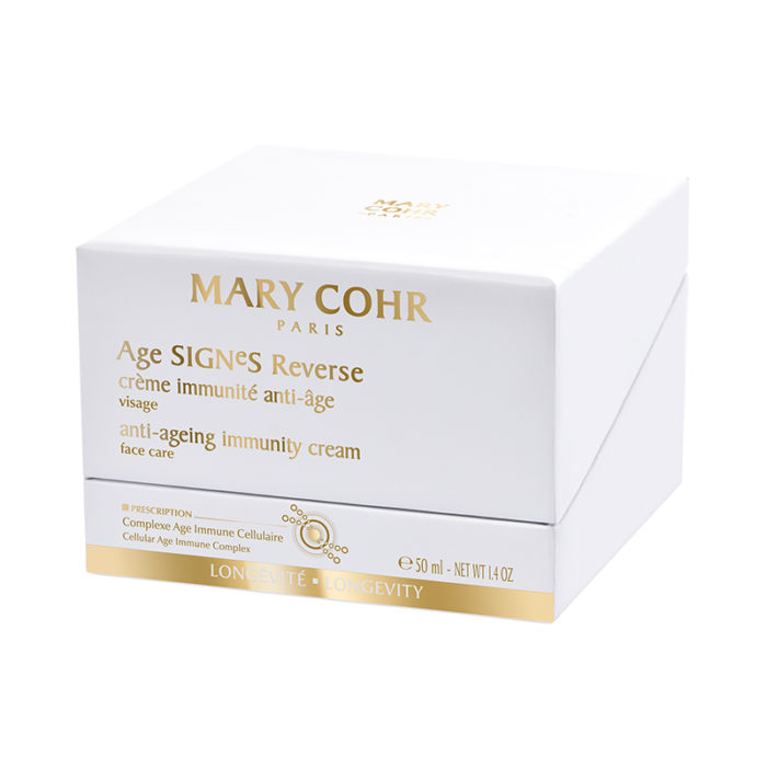 Age Signes Reverse - Mary Cohr