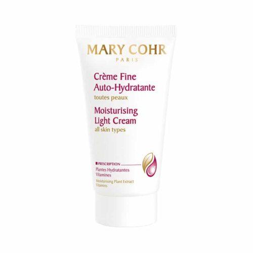 Crème Fine Auto-Hydratante - Mary Cohr