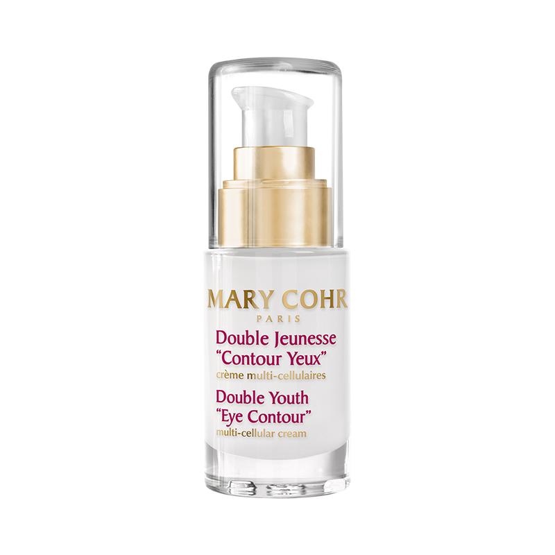 """Double Jeunesse """"Contour Yeux"""" - Mary Cohr"""