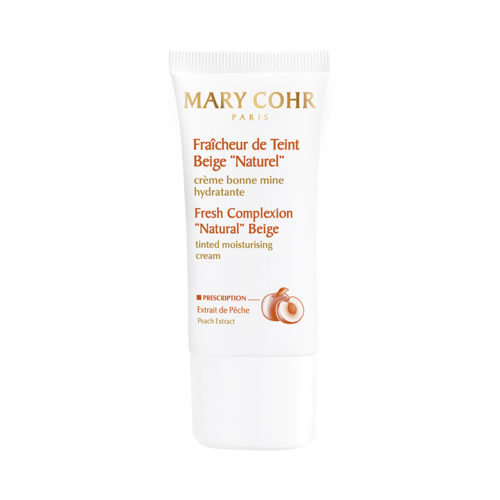 """Fraîcheur de Teint Beige """"Naturel"""" - Mary Cohr"""