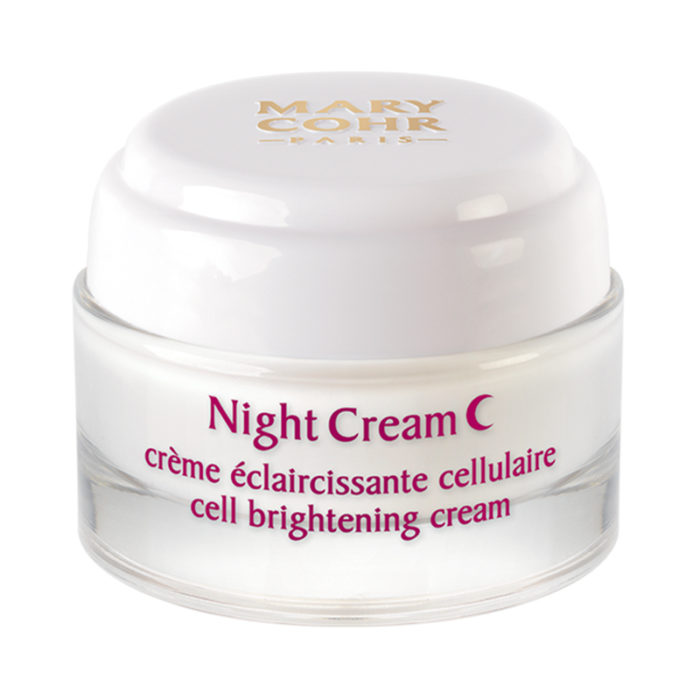 Night Cream - Mary Cohr