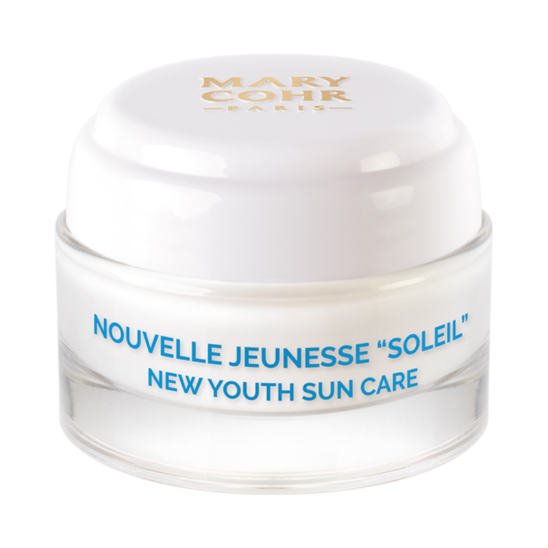 """Nouvelle Jeunesse """"Soleil"""" Visage - Mary Cohr"""